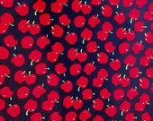 Vintage Apple Fabric - Cranston Print Works