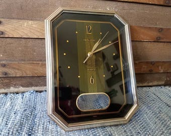 Vintage Working Alarm Clock - Atomic Bedside Time Keeper + Home Decor, Alarm Clock, Bedroom Clock, Retro Alarm Clock by General Electric
