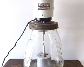 Vintage Farm Master Electric Churn, Butter Churn