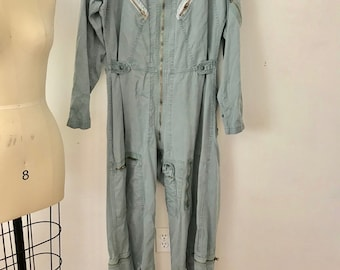 1968 Air Pilot Jumpsuit