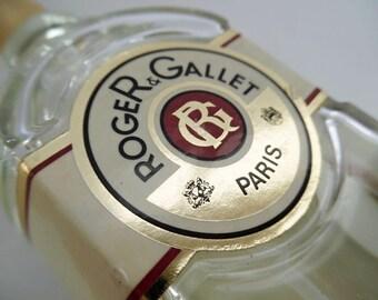 ROGER & GALLET . Jean Marie Farina Extra Vieille Eau De Cologne 200 Ml Paris France Men