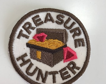 Treasure Hunter Patch