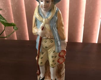 Occupied Japan Figurine, 10""