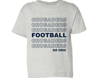 Pre-Order // Eastside Catholic CRUSADERS FOOTBALL T-Shirt