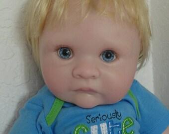 "Reborn 20"" Baby Boy ""Cooper"""