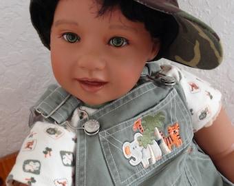 "Reborn 22"" Toddler Boy Doll ""Jackson"""