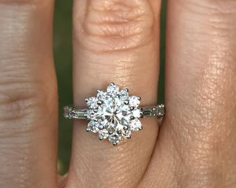 do not buy 169 carat stunning diamond engagement ring offering flexible layaway - Antique Wedding Rings For Sale