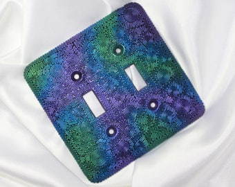 Polymer Clay Switchplate
