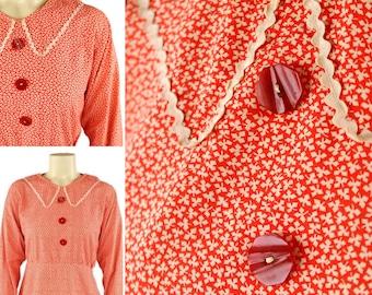 1930s original vintage blouse