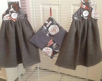 Hanging Dish Towel