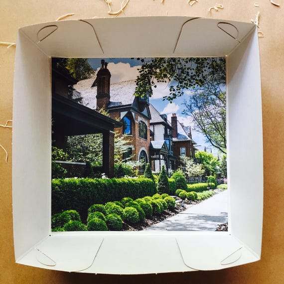 Wedding Welcome Box Hotel Bags Custom Awards Gift 8x8x35 From TheRutmans On Etsy Studio