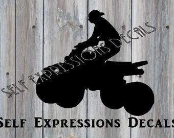 4wheeler motocross mx boy man peg svg download circuit silhouette file