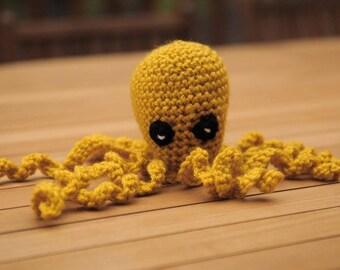 Pieuvre Sensation Bedon / Preemie octopus