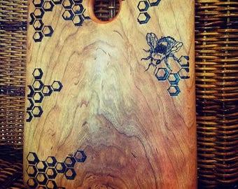 Honeycomb Cuttingboard