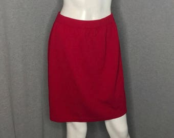 ST. JOHN Knit Skirt Size: M