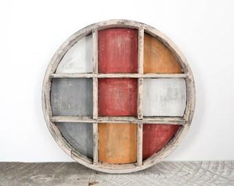 Jewelry Organizer - Gray Peach Rust - Divided Tray - Neutral Modern Chic