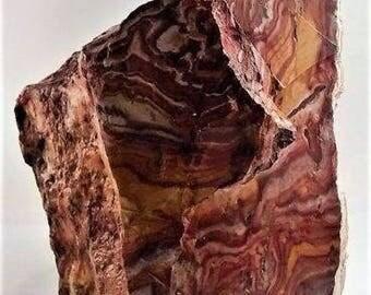 Aquarium Rock, Fish Tank Stone, Raw Crafting Stone, Natural Organic, Fairy Garden #BL14
