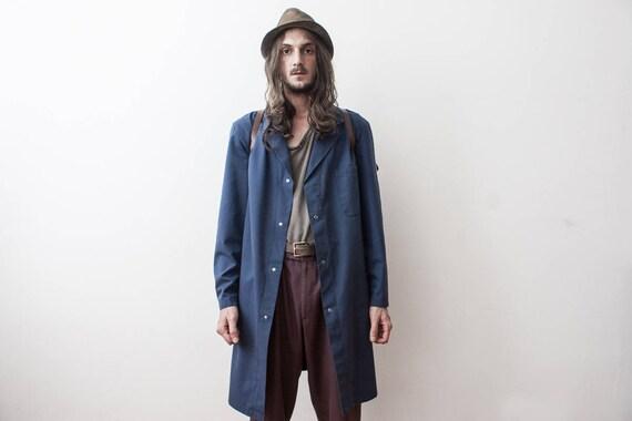 Veste de travail veste ann es 80 vintage workwear travailleurs - Veste annee 80 ...