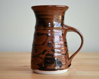 "1 of 4 Robin Hopper Coffee or Tea Mugs / ""Chosin"" Pottery / Vancouver Island Art"