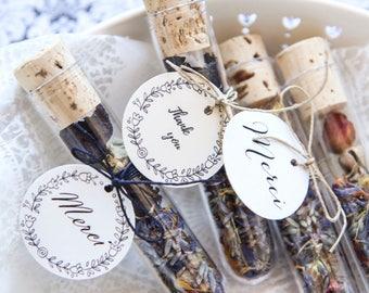Lavender wedding etsy wedding test tubes dried flowers wedding tubes wedding gift vouchers wedding thank you junglespirit Images