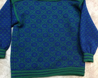 Betty hermansen Design Sweater