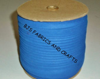 """ROYAL Blue Bias Tape 1/2"""" EXTRA Wide Double Fold Bias Tape US Made 12 Yds"""