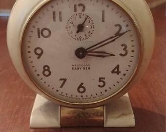 Vintage Baby Ben by Westclock Alarm Clock