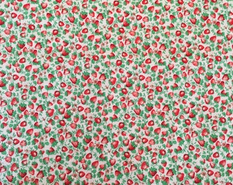 Wild Strawberries  from The Flower Bouquet Collection by Lecien