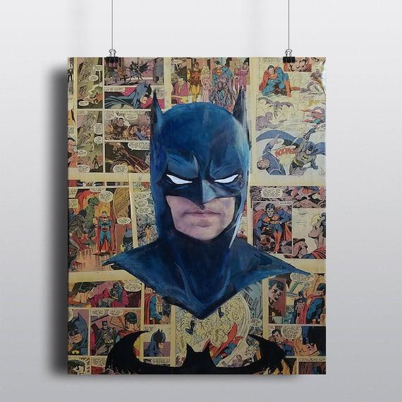 The Bat, The Man