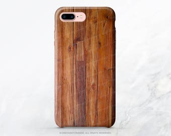iPhone 8 Case iPhone X Case iPhone 7 Case Men's Wood Print iPhone 7 Plus iPhone 6s Case iPhone SE Case Galaxy S7 Case Galaxy S8 Case T110