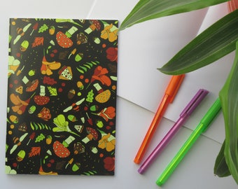 Autumn A5 Notebook