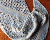 Pattern - CypressTextiles Hundred Chain Scarf - Crochet Pattern/Tutorial -