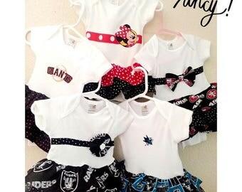 Baby girls sports