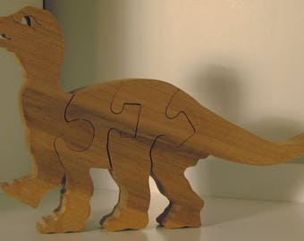 Mussaurus Dinosaur Puzzle