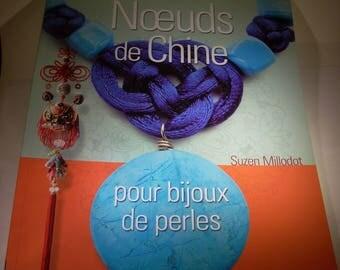 Chinese knots for beaded Süzen Millodot jewelry