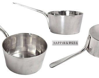 Vintage Mappin & Webb Brandy Warming Pan