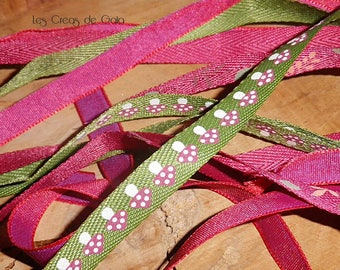 3 x ribbons fantasies - spring set