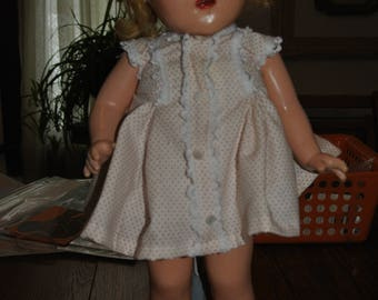 Shirley Temple Composition Doll 1930s Vintage Doll