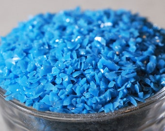 Water Blue  - Glass Frit - K1 - Reichenbach - 25g or 50g