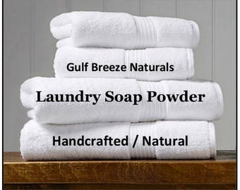 1 oz. Sample Size | Laundry Soap | Detergent Free | Washing Powder | Handcrafted