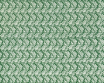 Twigs Green-Carta Varese wrapping paper