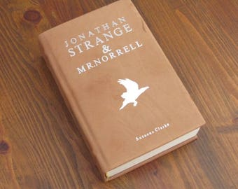 Jonathan Strange & Mr Norrell - Leather bound book