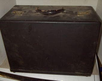 Antique Recordgraph  Recorder in Carrying Case