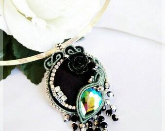 BlackShine Necklace