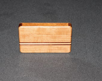 Wooden Card Holder / Wallet