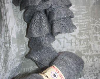 fancy scarf yarn