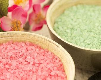 Bath Salts: 1.5 oz Favors (100 Packs)