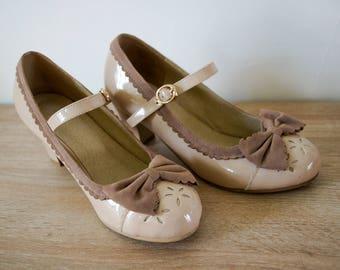 Retro shoe style 1950