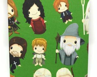Calendar / Planner Kawaii Lord of the Rings 2018