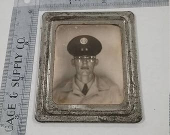 10% OFF 3 day sale Vintage used military photo